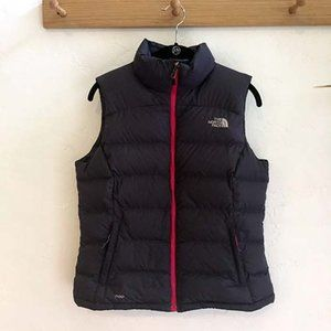 The North Face 700 Down Puffer Vest Lavender